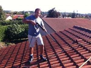 nettoyage de toit Bras