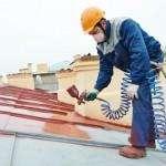 Peinture de toit Cap-d Ail