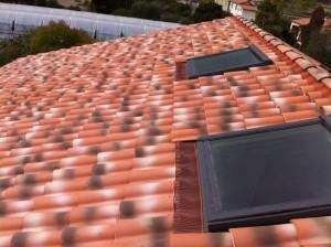 Installation fenetre de toit Collobrieres