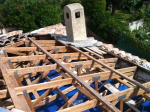 renovation de toit Saint-Tropez