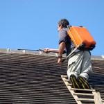 Traitement hydrofuge de toiture Fayence